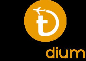 Traveldium logo