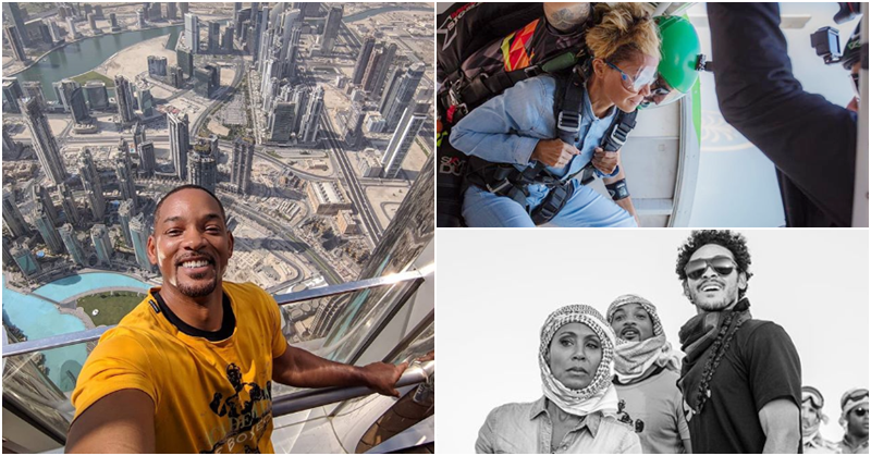 Here is why Celebrities Such As Will Smith, Lionel Messi, Rihanna, Love Dubai
