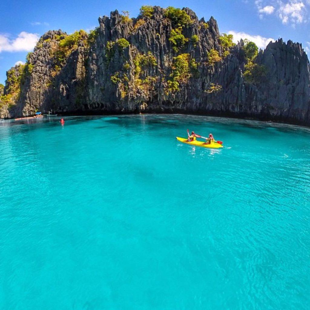 Small Lagoon, El Nido, Palawan - Philippines ???? Credits ?@ThWJC?