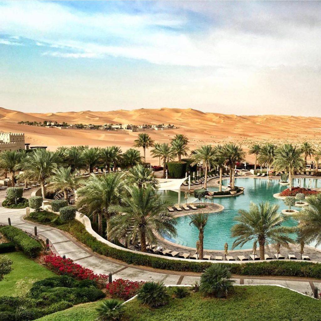 Qasr Al Sarab Desert Resort - U.A.E ?????? Credits ?@atiyalalji?