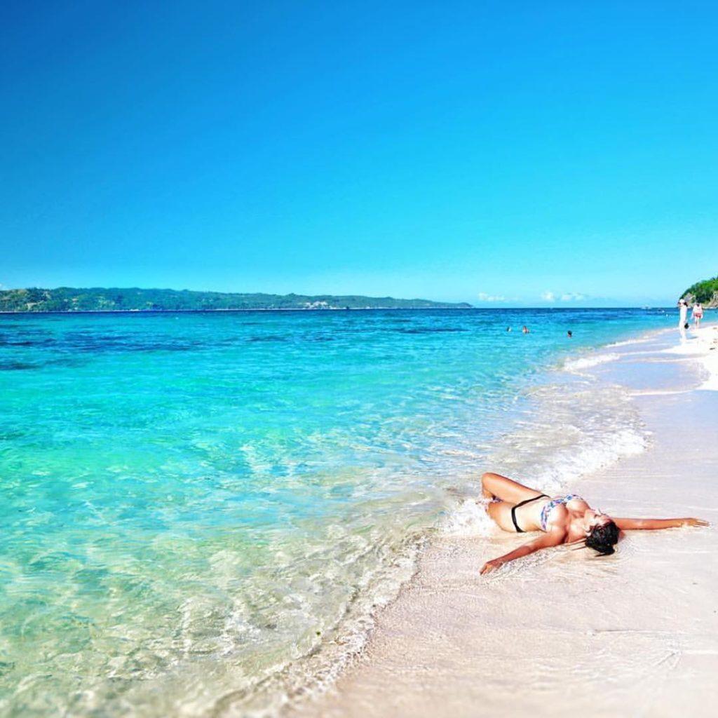 Puka Beach - Philippines ?????? Credits ?@travellersplanet ?