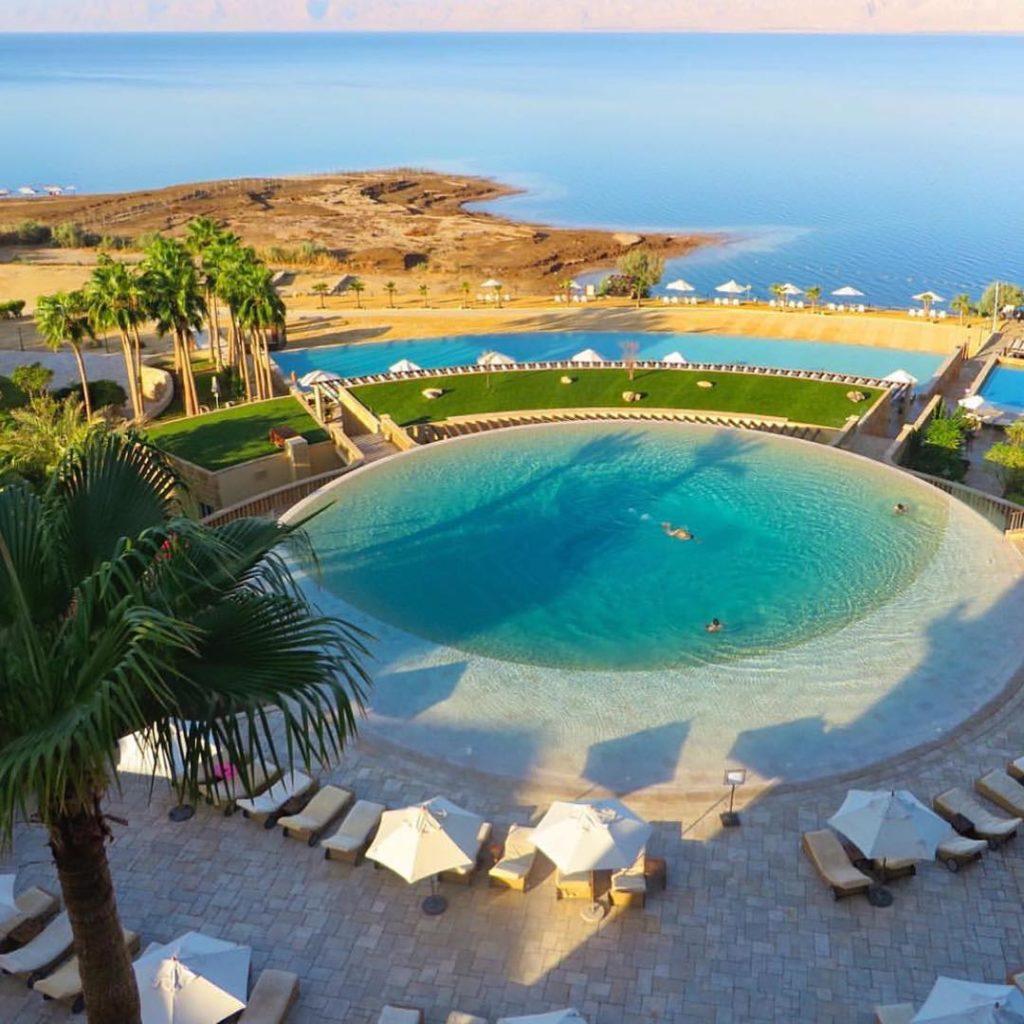 Kempinski Hotel Ishtar, Dead Sea - Jordan ?????? Credits ?@slavinna022?