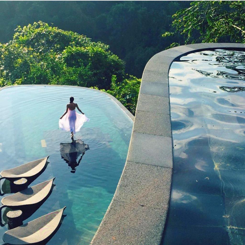 Hanging Gardens Ubud - Bali ?????? Credits ?@100gramsofsun?