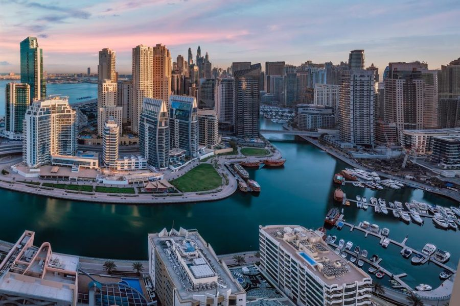 How Dubai Marina Became A Travelers Favorite Destination In Dubai