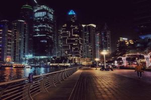 5 Things to do in Dubai at Night